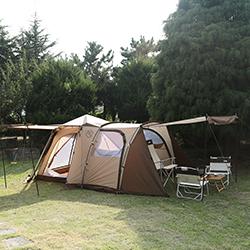 캠핑 타이칸